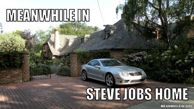 - steve jobs is a fuc~ken douche, if you don't think